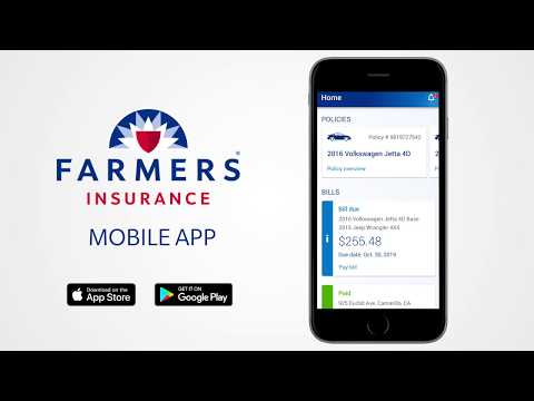 Download Redesigned Farmers® Mobile App Mp4 HD Video and MP3