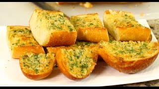 The Ultimate Garlic Bread With Roasted Garlic by Rockin Robin
