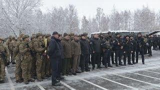 В умовах військового стану відбувається масштабна перевірка обороноздатності країни, - Турчинов