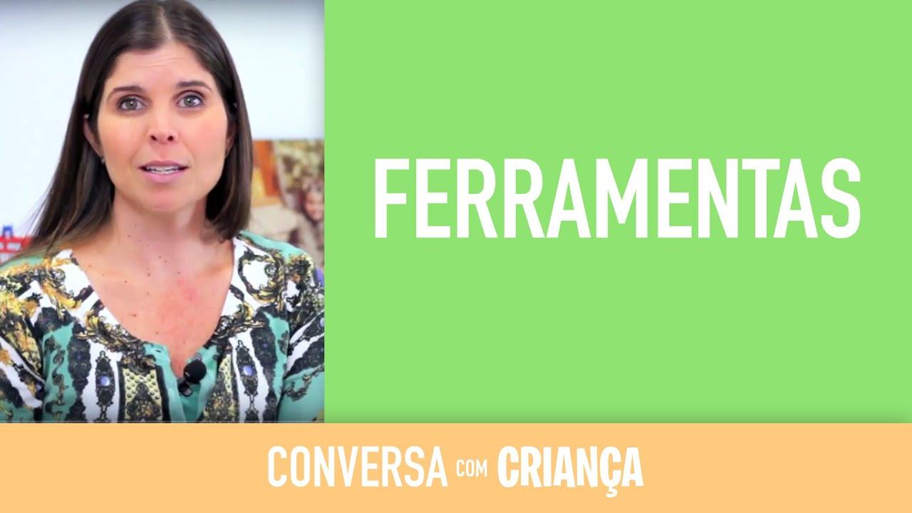 Ferramentas | Conversa com Criança | Psicóloga Infantil Daniella Freixo de Faria