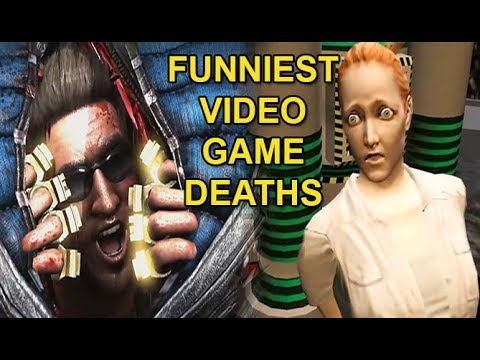 Funniest Video Game Deaths