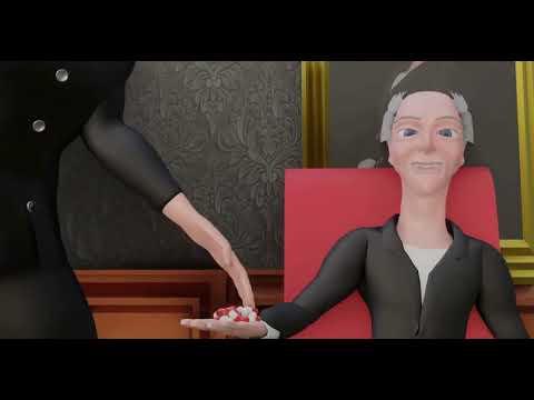 《防制網路謠言短片競賽》佳作─「真假藥不藥」