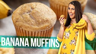 Moms Easy Banana Muffins