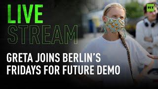 Live: Klimastreik in Berlin