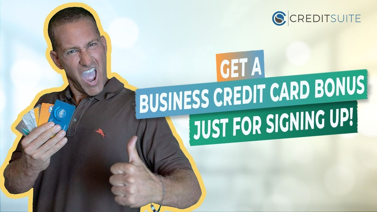 Get a Company Charge Card Benefit-- Simply For Registering! thumbnail