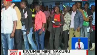 Kivumbi 2017: Hali ya matibabu katika Kaunti ya Nakuru