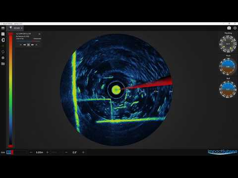 ISS360 Sonar for ROVs and AUVs - Demonstration of the Power of CHIRP Acoustics