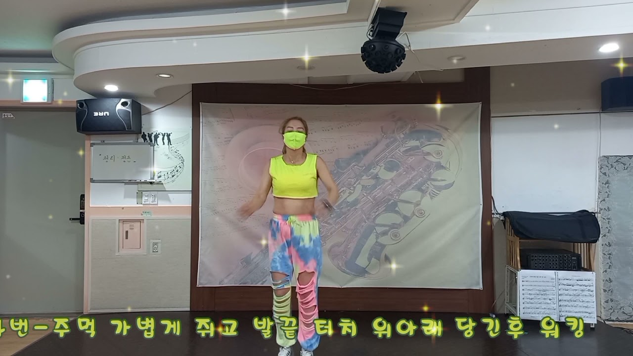 남원시체육회_생활체조 남초광장 2