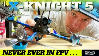 TAKE MY MONEY! - BetaFpv X-Knight 5 - FULL REVIEW & FLIGHTS
