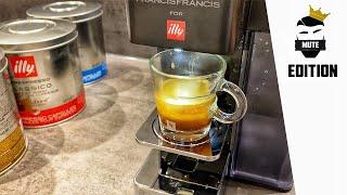 ASMR ADVENTURE | Espresso Coffee Machine the illy Y5 Iperespresso  | ASMR UNBOXING