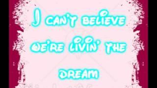 Living The Dream - A1 (With Lyrics)