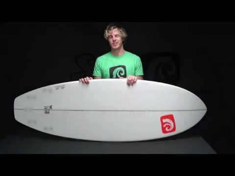 SBS Bull Shortboard Surfboard Review New