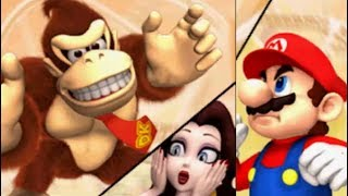 Mario Vs. Donkey Kong: Mini-Land Mayhem - World 5 Plus - Sandstorm Steps