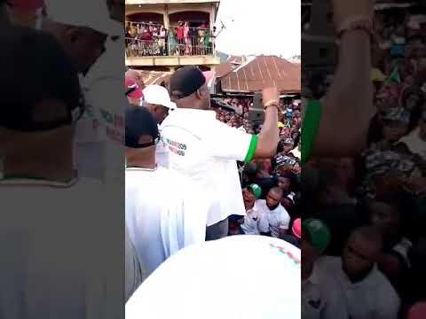 I Am Better Than Yahaya Bello In Mattress: Melaye (Video)