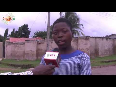 Ibadan People Singing The National Anthem