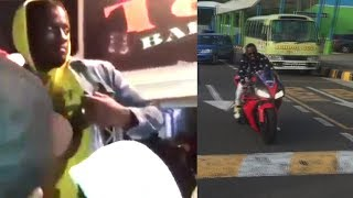 Aidonia Attacked With BOTTLE By Patron In St Kitts?? Popcaan Stunt Riding In Airport With JahCure