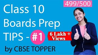 How to Prepare for Class 10 Board Exams - eSaral