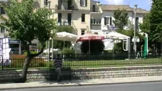 preview picture of video 'San Rocco Square Corfu Greece'