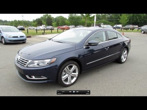 2013 Volkswagen CC Sport Plus In-Depth Review