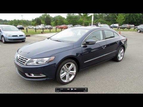 2013 Volkswagen CC Sport Plus In-Depth Review