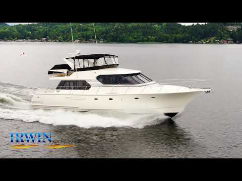 West Bay 58 Pilothouse Motor Yacht video