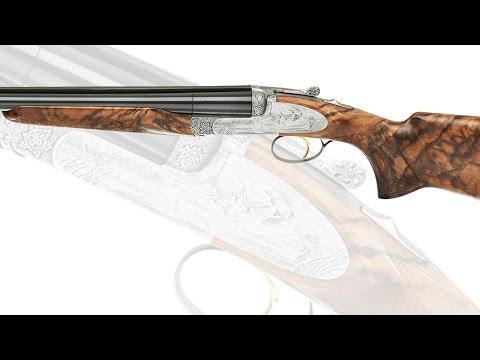 $59,000 Perazzi Side By Side Shotgun
