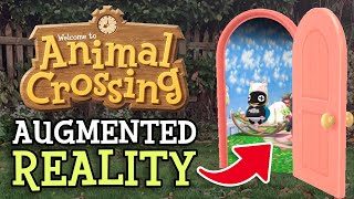 Animal Crossing AR MODE (New Augmented Reality Update & Details for Pocket Camp)