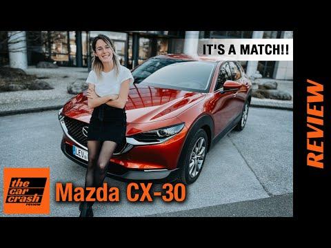 Mazda CX-30 (2021) It's a Match! ❤️ Fahrbericht | Review | Test | Preis | e-SKYACTIV X 2.0 M Hybrid