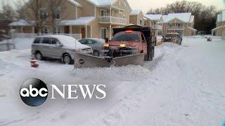 Deadly arctic blast sweeps Northeast