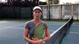 Tuesday Tennis Tips: How to beat a lobber