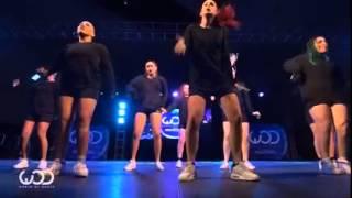 coreografías de RIHANNA  bitch better have mony