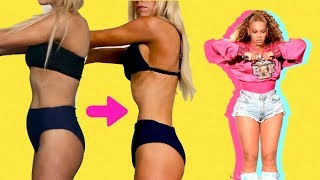 I did Beyonce's INSANE Coachella starvation diet and lost 4lbs in 3 DAYS | Keltie O'Connor