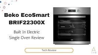 Beko EcoSmart BRIF22300X Oven Review