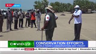 World marks conservation day Friday as CS Tobiko marks fete in Kajiado county