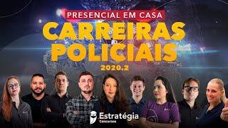 Carreiras Policiais 2020.2 - Direito Constitucional - Prof. Adriane Fauth - Aula 01