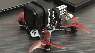 Emax Tinyhawk 2 Freestyle GoPro Session - Learning FPV