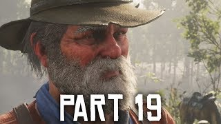 RED DEAD REDEMPTION 2 Walkthrough Part 19 - UNCLE & LENNY (Full Game)