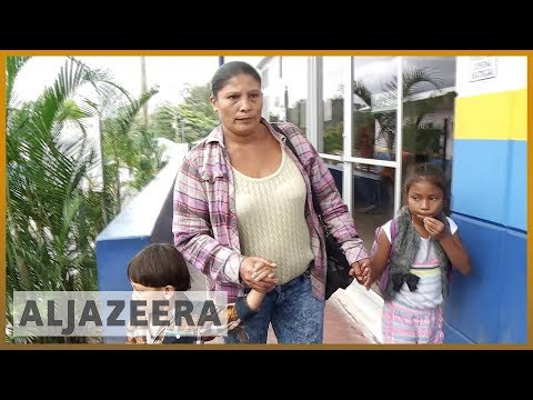 🇭🇳 Honduran government preventing many from fleeing to US | Al Jazeera English