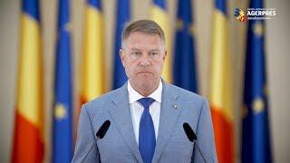 Iohannis, despre rezultatul la referendum: A câştigat România europeană, în care hoţii şi infractorii stau la puşcărie