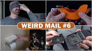 Weird Mail #6: Four Mini-Reviews!