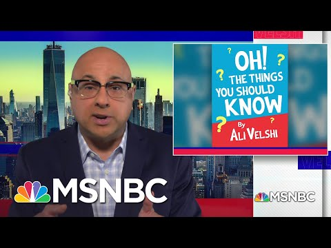 Velshi: The Certitude in the Dr. Seuss Feud | MSNBC