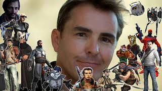 "The Many Voices of ""Nolan North"" In Video Games"