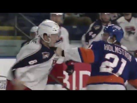 Philip Lane vs. Ben Holmstrom
