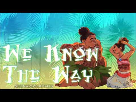 Wayno - We Know The Way (DJ BACC REMIX)