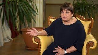 Интервью Елены Щербаковой на гастролях в Краснодаре. Балет Игоря Моисеева.