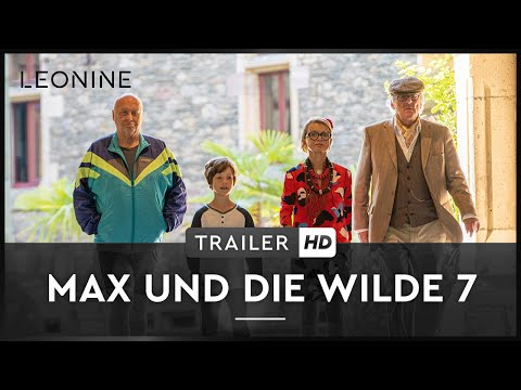 Max und die Wilde 7 - Trailer (deutsch/german; FSK 0)