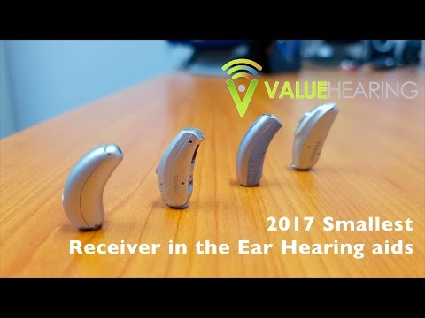 2017's Smallest Hearing Aids Review