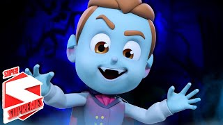 Halloween Beat   Scary Nursery Rhymes For Kids   Spooky Videos For Children
