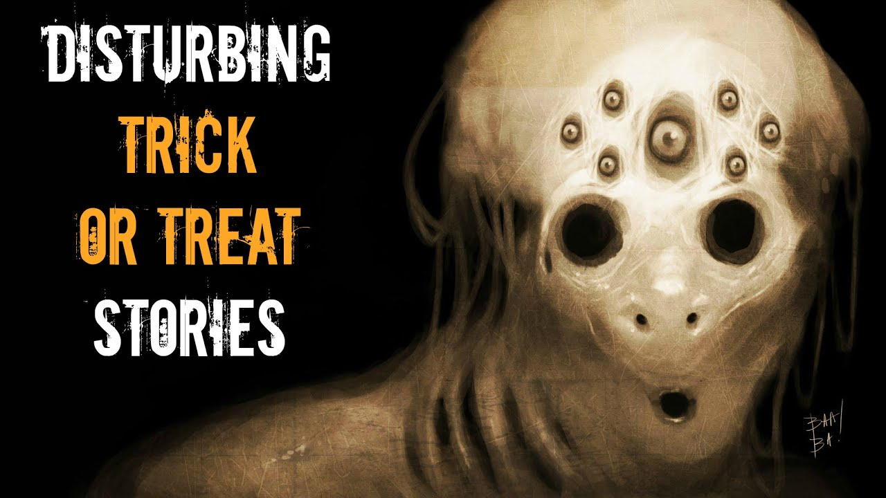 3 Creepy TRUE Trick or Treat Horror Stories - YouTube