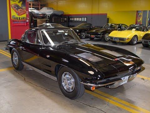 Video of '63 Corvette - QAO6